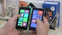 So sánh hai mẫu smartphone giá rẻ: Lumia 530 và Asus Zenfone 5