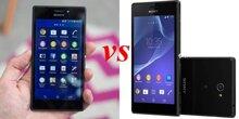 So sánh hai mẫu smartphone tầm trung Sony Xperia M2 và BlackBerry Leap