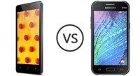 So sánh hai smartphone giá rẻ Galaxy J1 và Oppo Joy 3