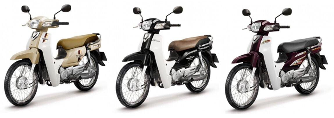 So sánh Honda Super Dream 110 2015 và Super Dream 110 2013