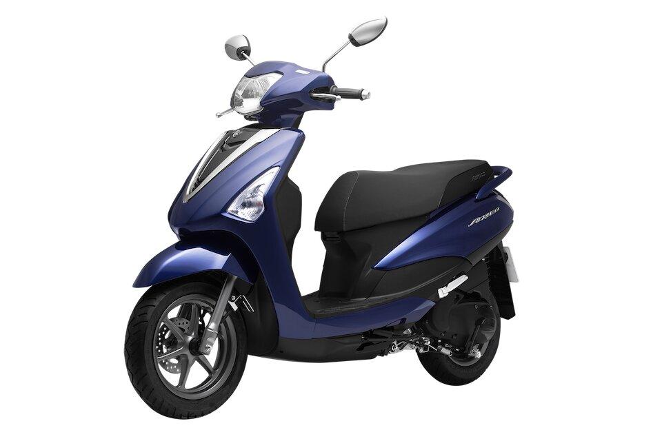 So sánh Honda Vision và Yamaha Acruzo
