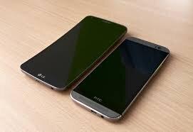 So sánh HTC One M8 và LG G Flex: Những điểm khác biệt