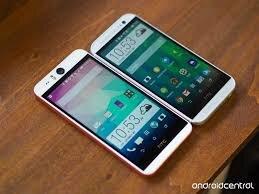 So sánh HTC One M9 và HTC Desire Eye