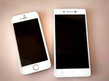 So sánh iPhone 5S và OPPO R1: Liệu đã đủ sức cạnh tranh cùng siêu phẩm?