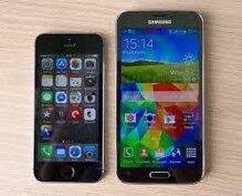 So sánh iPhone 5S và siêu phẩm Samsung Galaxy S6 mới ra mắt