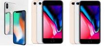 So sánh iPhone X và iPhone 8 Plus, iPhone 8 – điều gì tạo nên sự khác biệt về giá?