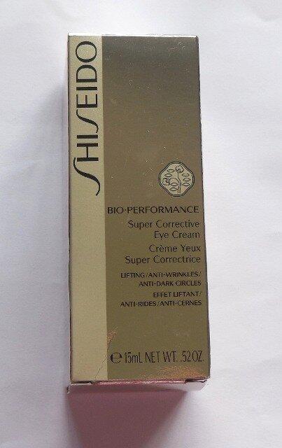 So sánh kem mắt NUXE Merveillance Expert và Shiseido Bio-Performance Super Corrective Eye Cream