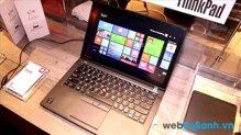So sánh laptop doanh nhân Lenovo ThinkPad X250 và Dell Latitude E7250