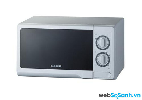 So sánh lò vi sóng cơ Samsung MW71E và lò vi sóng cơ Sharp R-G221VN-W