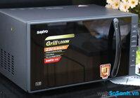 So sánh lò vi sóng cơ Sanyo EM-S2182W và Sanyo EM-G3650V