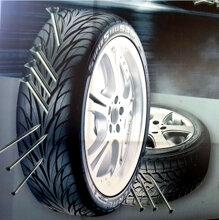 So sánh lốp không săm và lốp chống đinh