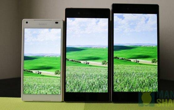 So sánh màn hình hiển thị 4K UHD và FHD trên điện thoại thông minh