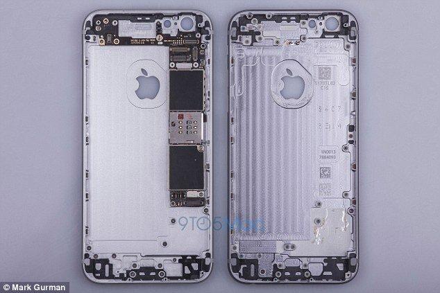 So sánh màn hình iPhone 6s và phiên bản tiền nhiệm iPhone 6