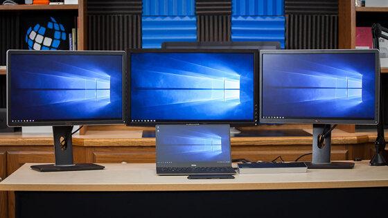So sánh màn hình máy tính hãng nào tốt nhất chọn Dell hay Samsung?