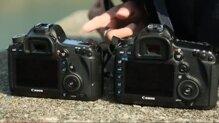 So sánh máy ảnh Canon EOS 6D và Canon EOS 5D III