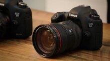 So sánh máy ảnh Canon EOS 6D và Canon EOS 5Ds
