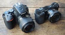 So sánh máy ảnh Canon EOS 750D và Nikon D810