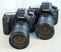 So sánh máy ảnh Canon EOS 750D và Canon EOS 5Ds