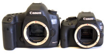 So sánh máy ảnh Canon EOS 1200D và Canon EOS 5D III