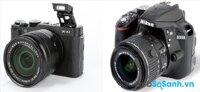 So sánh máy ảnh Fujifilm X-A1 và Nikon D3300