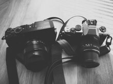 So sánh máy ảnh Fujifilm X-E1 và Olympus OM-D E-M5
