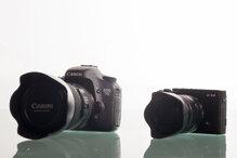 So sánh máy ảnh Fujifilm X-E2 và Canon EOS 5D III