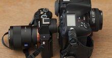 So sánh máy ảnh mirrorless và DSLR: Máy ảnh nào tốt hơn?