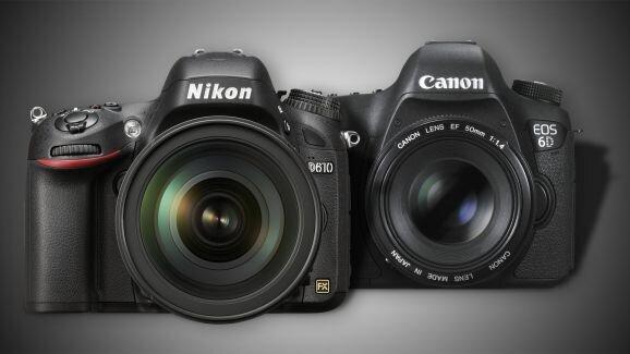 So sánh máy ảnh Nikon D610 vs Canon 6D: Full frame DSLR có giá tốt nhất 2014 (Phần 1)