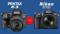 So sánh máy ảnh Nikon D7100 và Pentax K-3