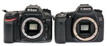 So sánh máy ảnh Nikon D7100 và Canon EOS 6D