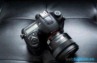 So sánh máy ảnh Nikon D750 và Sony A99