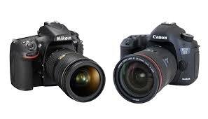 So sánh máy ảnh Nikon D810 và Sony A58