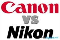 So sánh máy ảnh Nikon vs Canon: cuộc chiến không cân sức (Phần I)