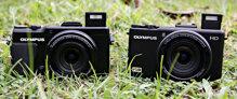 So sánh máy ảnh Olympus XZ-1 và Olympus XZ-2