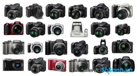 So sánh máy ảnh Olympus SP-820UZ và Nikon P510