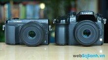 So sánh máy ảnh Panasonic Lumix GH3 và GX7