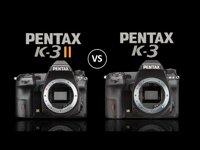 So sánh máy ảnh Pentax K-3 II và K-3 - sự nâng cấp đáng kể