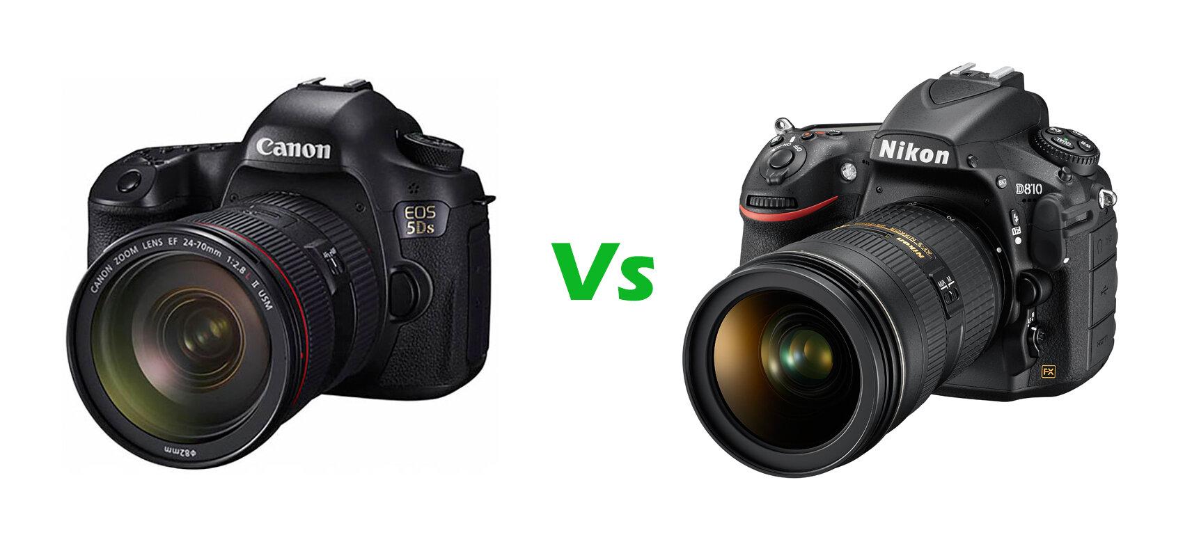 So sánh máy ảnh Sony A58 và Canon EOS 5Ds