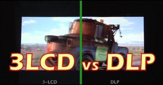 So sánh máy chiếu DLP và 3LCD: Loại nào tốt hơn?