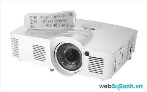So sánh máy chiếu mini 3M MP410 và Optoma GT1080