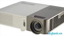 So sánh máy chiếu mini BenQ GP10 và Optoma ML750
