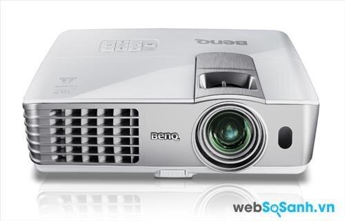 So sánh máy chiếu mini BenQ MS616ST và ViewSonic PJD5533w