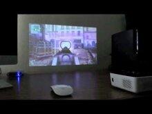 So sánh máy chiếu mini BenQ MX505  và BenQ Joybee GP2