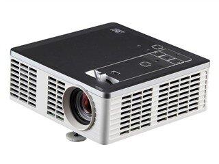 So sánh máy chiếu mini cường độ sáng 300 lumen 3M MP410 và Dell M110