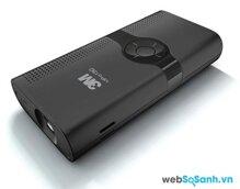 So sánh máy chiếu mini Dell M110 và 3 M MPRO150
