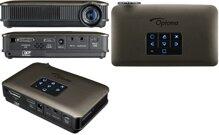 So sánh máy chiếu mini độ sáng ấn tượng BenQ GP10 và Optoma PK320
