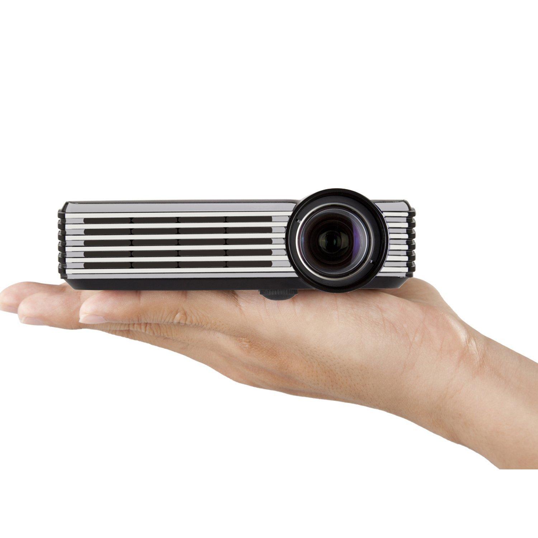 So sánh máy chiếu mini độ sáng cao ViewSonic PLED-W200 và 3M MP410