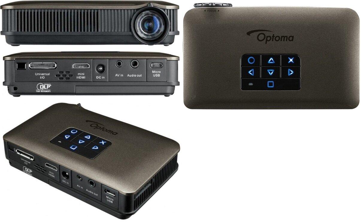 So sánh máy chiếu mini Optoma PK301và BenQ MS616ST