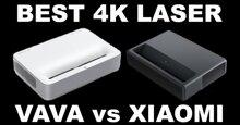 So sánh máy chiếu Vava 4K và Xiaomi Wemax A300: Chiếc nào tốt hơn?