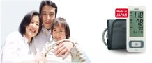 So sánh máy đo huyết áp Omron HEM 7300 và Bremed BD 8200